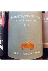 2018 Scenic Valley Farms Ramato of Pinot Gris