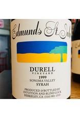 1999 Edmunds St John Durrell Vineyard Syrah