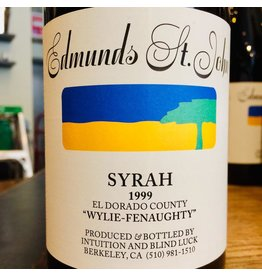1997/99 Edmunds St John Wylie-Fenaughty Syrah