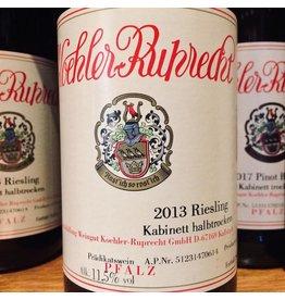 2013 Koehler-Ruprecht Kallstadt Riesling halbtrocken Pfalz
