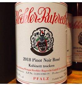 2018 Koehler Ruprecht Pfalz Pinot Noir Rose Kabinett Trocken