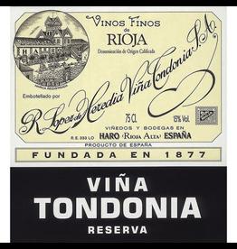 2007 Lopez de Heredia Tondonia Reserva