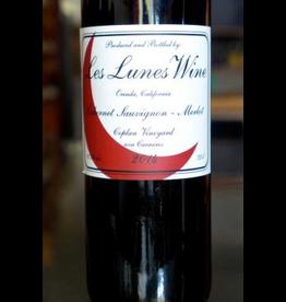 2016 Les Lunes Cabernet Sauvignon Merlot ava Los Carneros
