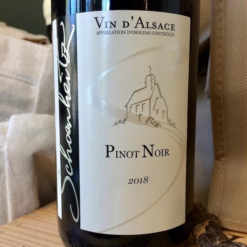 2018 Schoenheitz Pinot Noir Classique