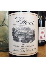 "USA 2016 Littorai Wendling Vineyard ""Block E"" Anderson Valley Pinot Noir"