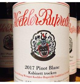 2017 Koehler-Ruprecht Pinot Blanc Kabinett trocken Pfalz