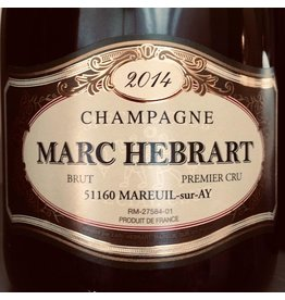 France 2014 Marc Hebrart Champagne Special Club