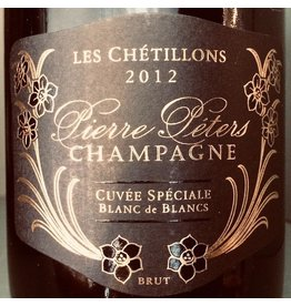 "France 2012 Pierre Peters Champagne ""Les Chetillons"""
