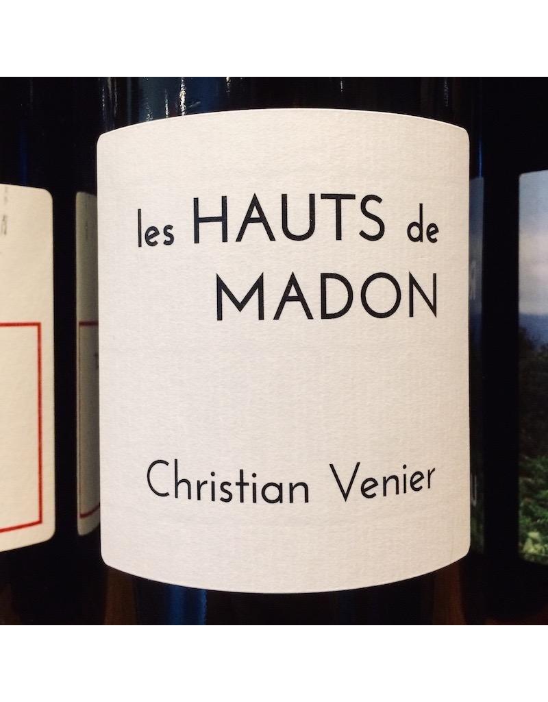 """France 2018 Christian Venier Cheverny """"Les Hauts de Madon"""""""