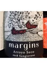 2018 Margins Arroyo Seco Sangiovese