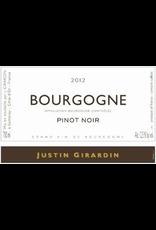 2017 Justin Girardin Bourgogne Rouge