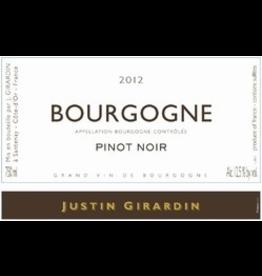 France 2018 Justin Girardin Bourgogne Rouge