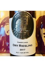 2017 Thirsty Owl Dry Riesling Finger Lakes