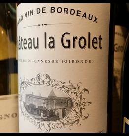 2017 Chateau La Grolet Cotes de Bourg
