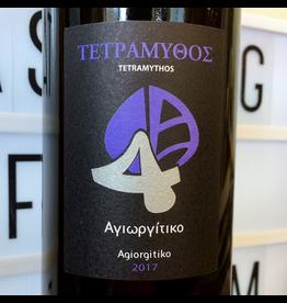2017 Tetramythos Agiorgitiko