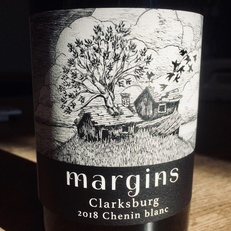 2018 Margins Clarksburg Chenin Blanc