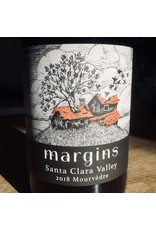 USA 2018 Margins Santa Clara Valley Mourvedre