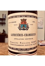 1976 Philippe Remy Latricieres-Chambertin