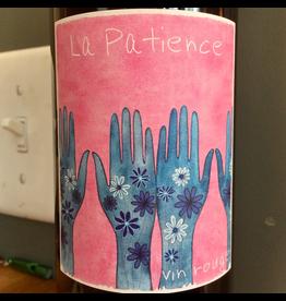2018 La Patience Vin Rouge