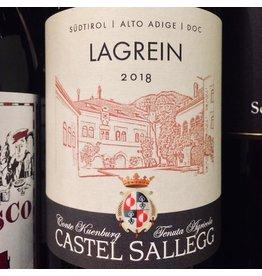 2018 Castel Sallegg Alto Adige Lagrein