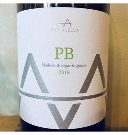 2018 AA PB Alella Pansa Blanca