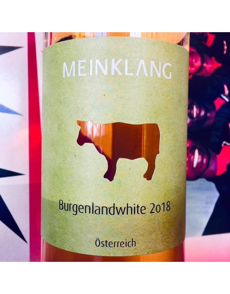 2018 Meinklang Burgenlandwhite