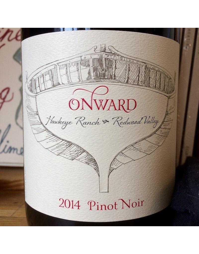 USA 2015 Onward Pinot Noir Hawkeye Ranch Redwood Valley