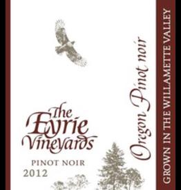 2016 Eyrie Vineyards Willamette Valley Pinot Noir