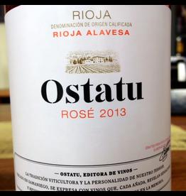 2019 Ostatu Rioja Rosado
