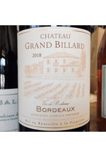 France 2016 Chateau Grand Billard Bordeaux