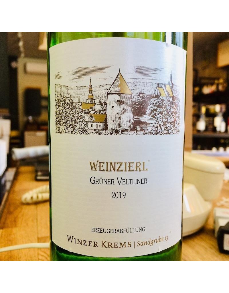 """Austria 2019 Winzer Krems """"Weinzierl"""" Gruner Veltliner 1L"""
