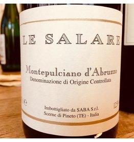 2018 Le Salare Montepulciano d'Abruzzo