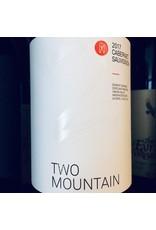 USA 2016 Two Mountain Cabernet Sauvignon