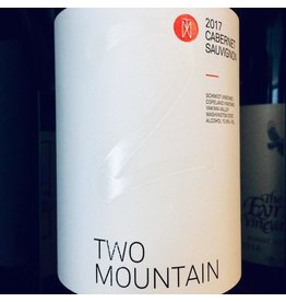 USA 2016 Two Mountain Cabernet Sauvignon