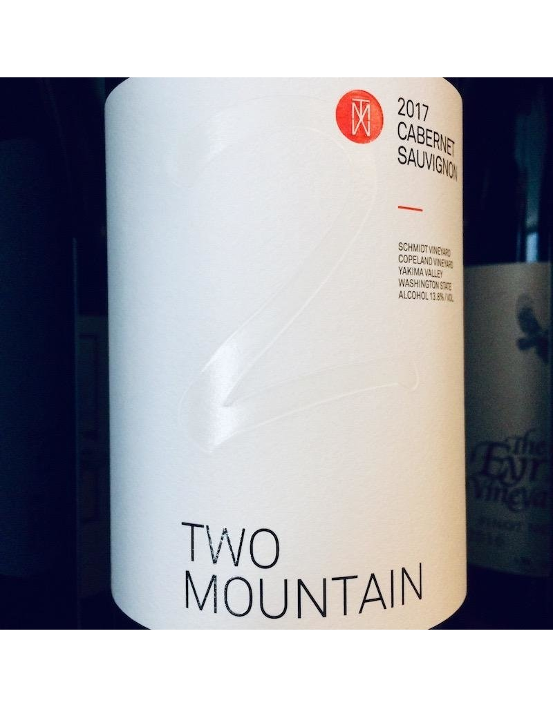 2016 Two Mountain Cabernet Sauvignon