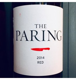 USA 2014 The Paring Red Blend