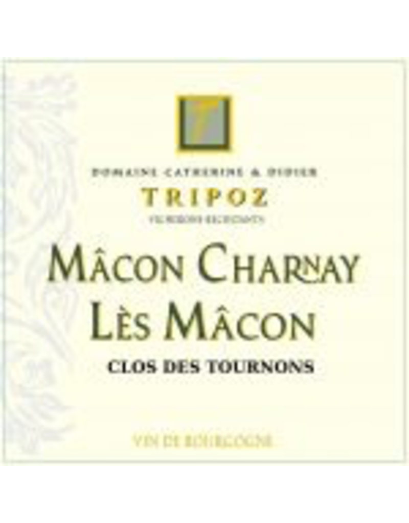 2018 C&D Tripoz Macon Charnay Clos des Tournons