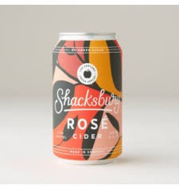 USA Shacksbury Rose 4pk