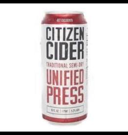 Citizen Unified Press 4pk