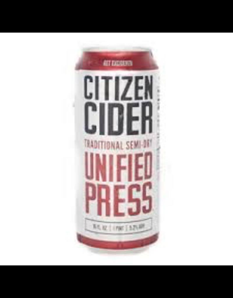 USA Citizen Unified Press 4pk