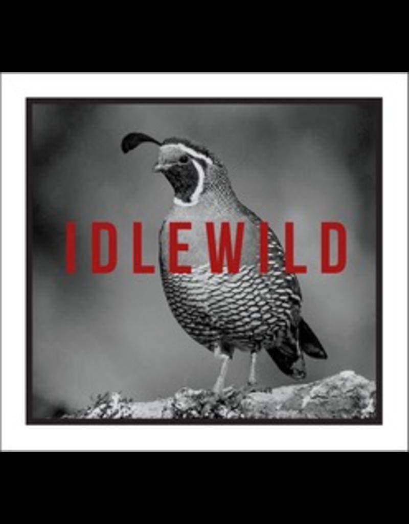 2018 Idlewild The Bird Flora & Fauna Red