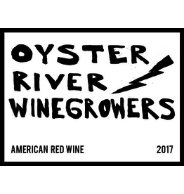 USA 2018 Oyster River Winegrowers Red