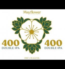 Mayflower 400 Double IPA 4pk