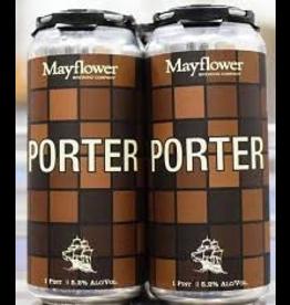 Mayflower Porter Tallboy 4pk