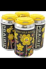 Prairie Funky Gold Mosaic 4pk