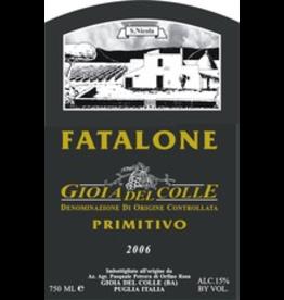 2018 Fatalone Primitivo Gioia del Colle