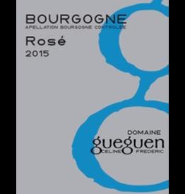 France 2019 Gueguen Bourgogne Rose