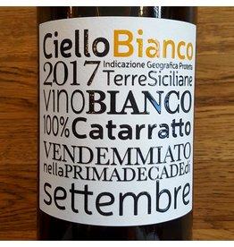 2018 Ciello Bianco Catarratto