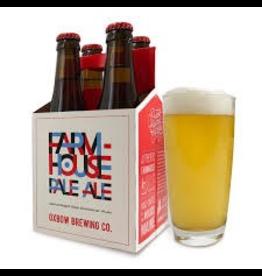 USA Oxbow Farmhouse Pale Ale 4pk
