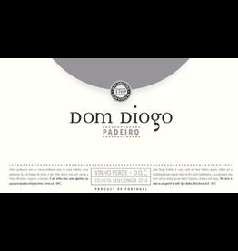 """Portugal 2019 Quinta da Raza """"Dom Diogo"""" Vinho Verde Padeiro Rosé"""